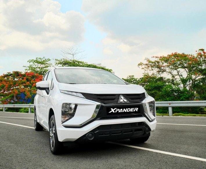 Mitsubishi Xpander MT 2021 - Ưu đãi 50% thuế trước bạ0