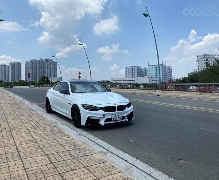 Bán nhanh chiếc BMW 428i Coupe full Performance  đời 20150