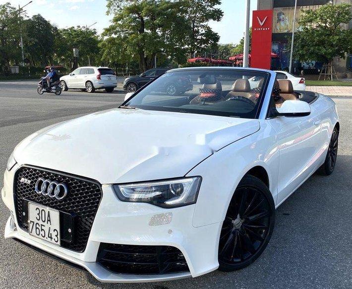 Cần bán lại xe Audi A5 sản xuất năm 2015, nhập khẩu nguyên chiếc còn mới, giá chỉ 950 triệu0