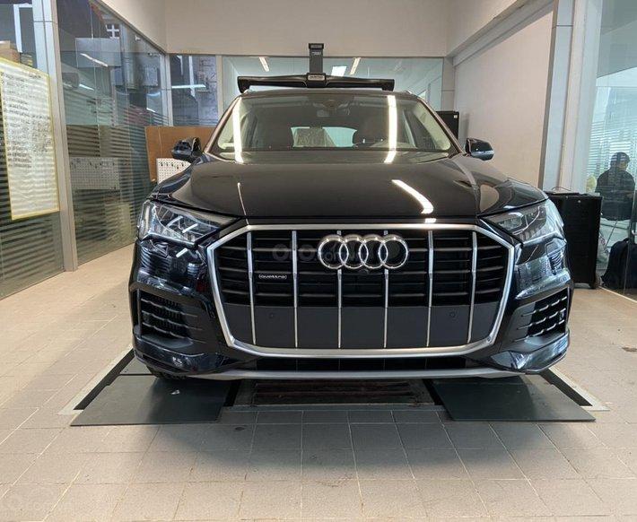 [Ưu đãi lớn nhất năm] Audi Q7 2021, xe nhập khẩu, giao ngay0