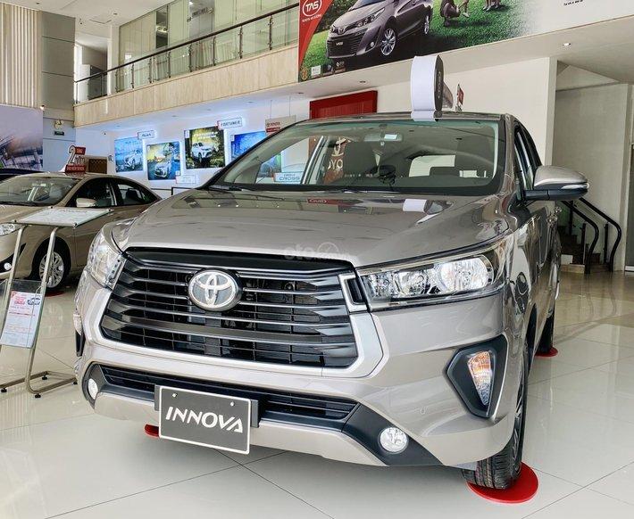 Toyota Innova mới 2021 - Tháng 9 giá cạnh tranh nhất thị trường0