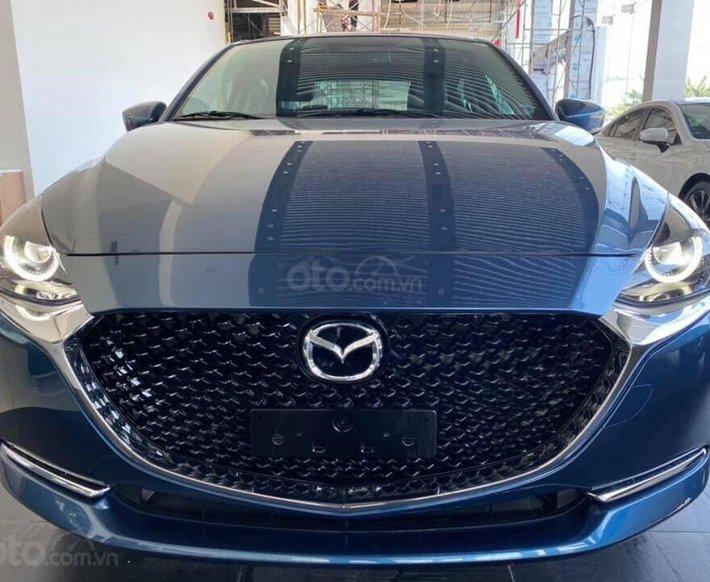 All new Mazda 2 2021 xe sẵn giao ngay, hỗ trợ 85% giá trị xe, ưu đãi tiền mặt lên đến 30 triệu đồng0