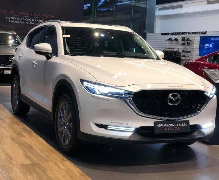 [Hà Nội] Mazda CX5 ông vua doanh số phân khúc SUV, có sẵn xe giao ngay, ưu đãi cực hời tháng 60