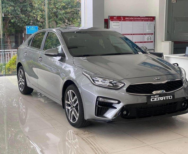 [Kia Ninh Thuận ] Kia Cerato 1.6 AT 2021, ưu đãi khủng + tặng BHVC0