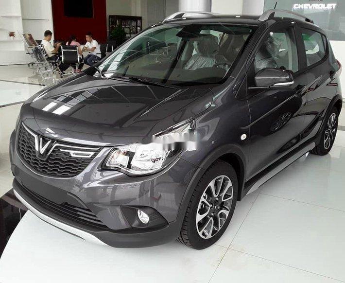 Bán xe VinFast Fadil 2021, màu xám, giá chỉ 380 triệu0