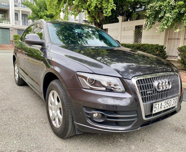 Bán Audi Q5 sản xuất 2011, giá ưu đãi, xe còn mới, trang bị nhiều option, không đâm đụng, ngập nước0