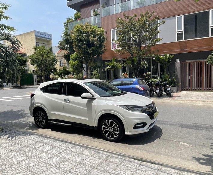 Bán ô tô Honda HR-V sản xuất năm 2019, giá chỉ 785 triệu0