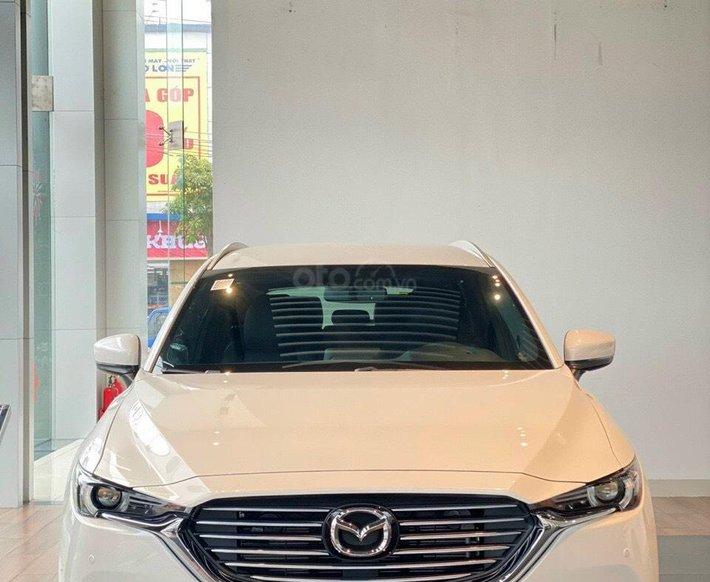 Mazda Giải Phóng - Mazda CX-8 ưu đãi cực sốc lên đến 150tr đồng - Hỗ trợ trả góp 80%, tặng BHVC0