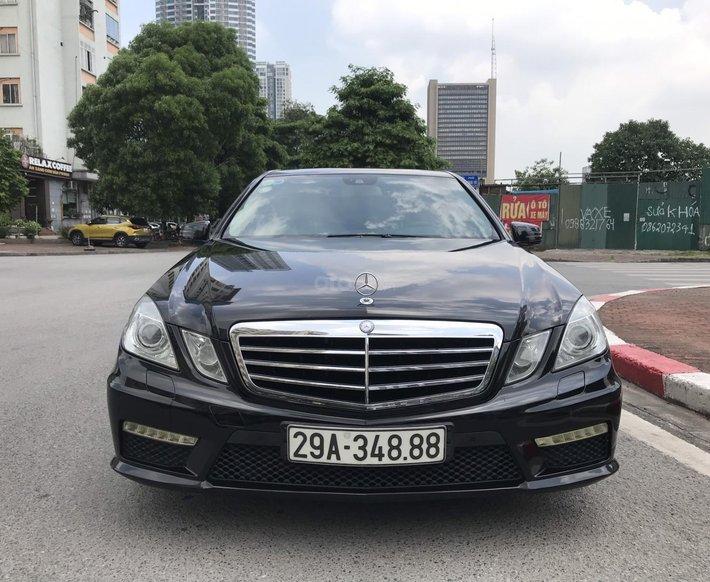 Bán Mercedes năm sản xuất 2011, màu đen, nhập khẩu0