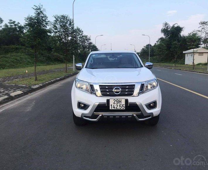 Cần bán lại xe Nissan Navara sản xuất năm 2018, màu trắng, xe nhập như mới0