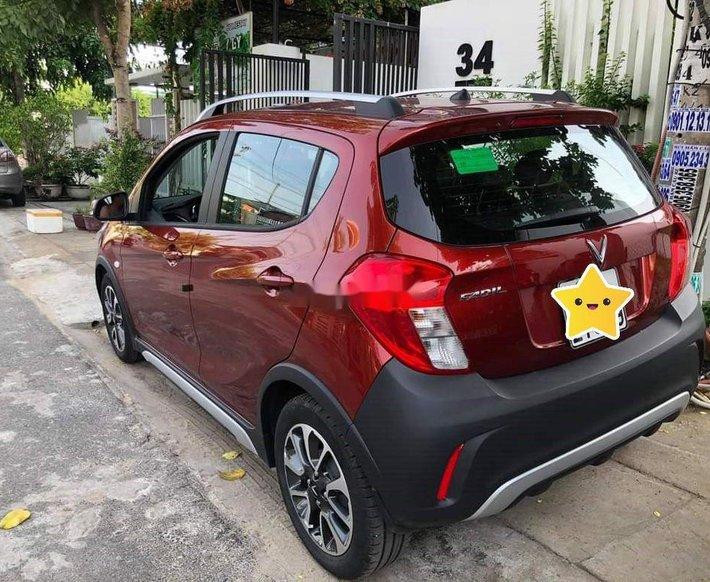 Cần bán lại xe VinFast Fadil Plus 1.4AT sản xuất năm 2020 còn mới0