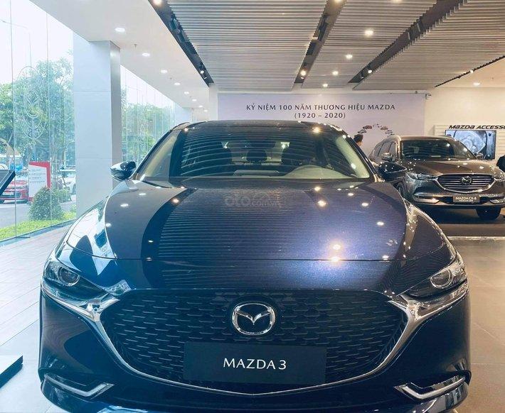 New Mazda 3 2021 ưu đãi lớn, giảm tiền mặt+ Tặng BHVC, hỗ trợ bank+ phụ kiện chính hãng0