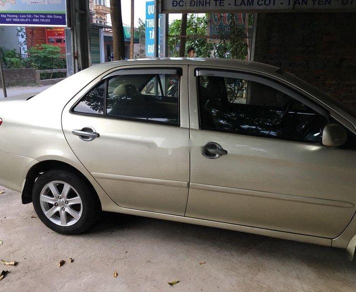 Bán ô tô Toyota Vios sản xuất 2003, giá ưu đãi0