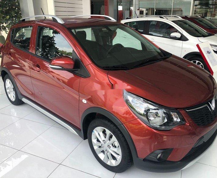 Bán ô tô VinFast Fadil sản xuất năm 2021, màu đỏ0