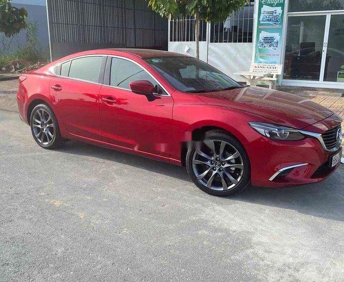 Cần bán Mazda 6 năm 2019, màu đỏ0
