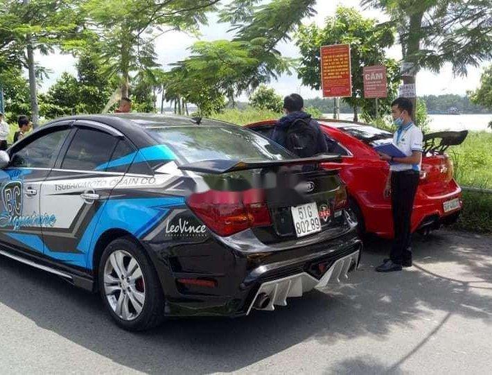 Bán xe Daewoo Lacetti sản xuất 2010, màu đen, xe nhập, giá tốt0