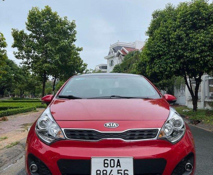 Bán Kia Rio đời 2014, màu đỏ, xe nhập0