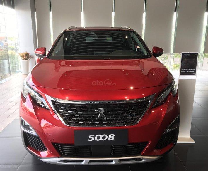 [Peugeot Tiền Giang] Bán Peugeot 5008 2021. Cam kết giá tốt nhất miền Tây + bộ phụ kiện hấp dẫn, xe đủ màu giao ngay0