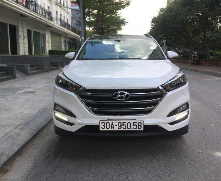 Hyundai Tucson 2.0ATH phiên bản đặc biệt sản xuất 2015 tên cá nhân chính chủ, một chủ từ đầu hàng nhập khẩu Hàn Quốc0