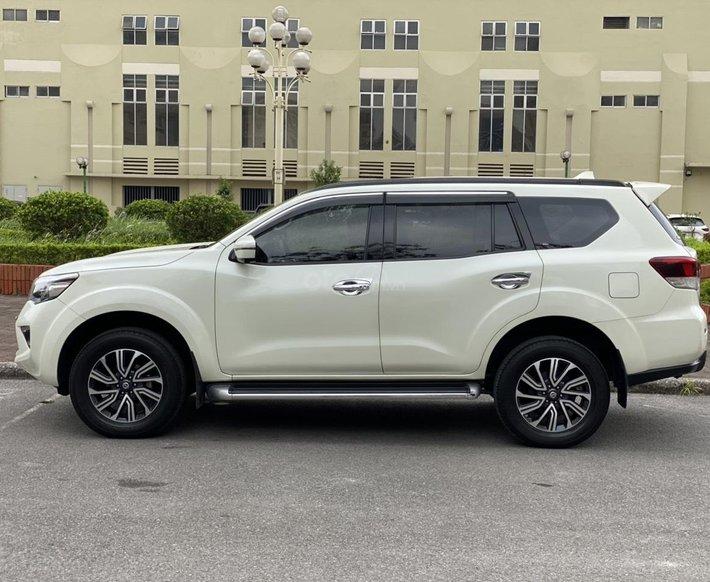 Nissan Terra V 2.5 AT 4WD sản xuất 2019, dòng 7 chỗ rộng rãi vô cùng - nhập khẩu nguyên chiếc0