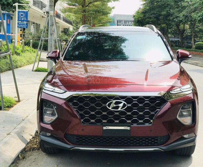 Chính chủ bán nhanh Hyundai Santafe xe đi giữ gìn đẹp như mới0