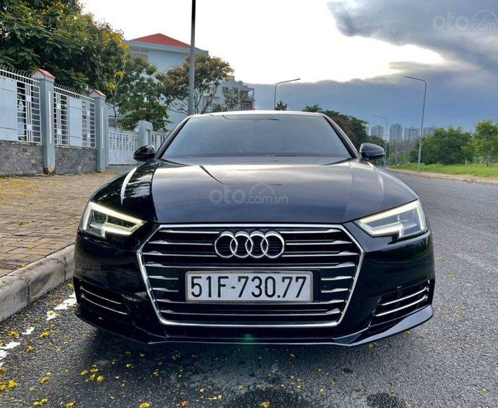 Bán Audi A4 sản xuất 2016, xe đẹp không lỗi, bao kiểm tra hãng0