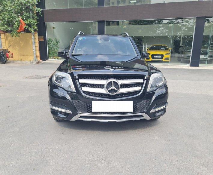 Bán Mercedes GLK 250 sx 2014, đăng ký 2015, màu đen rất mới, nội ngoại thất nguyên bản 100%0