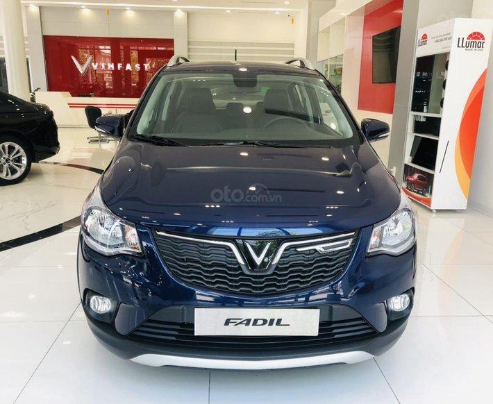 Vinfast Fadil 2021 mới 100%, đủ màu giao xe ngay0