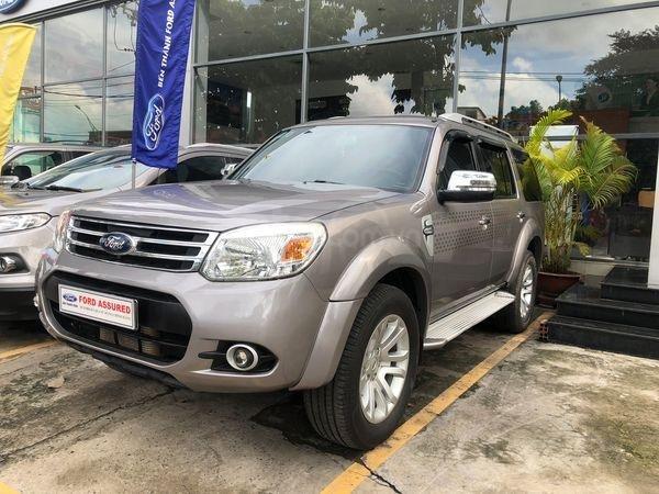 Cần bán Ford Everest sản xuất năm 2013, màu xám0