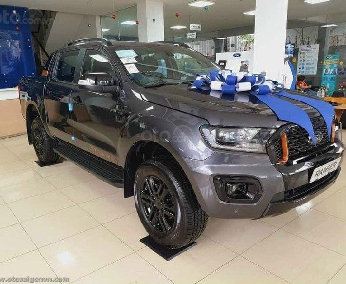 Ford Ranger Wildtrak 2021 đủ màu, sẵn xe giao ngay - giảm tiền mặt, tặng phụ kiện chính hãng hấp dẫn4