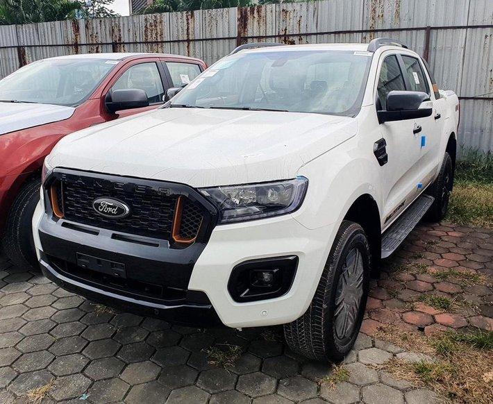 Ford Ranger Wildtrak 2021 đủ màu, sẵn xe giao ngay - giảm tiền mặt, tặng phụ kiện chính hãng hấp dẫn1