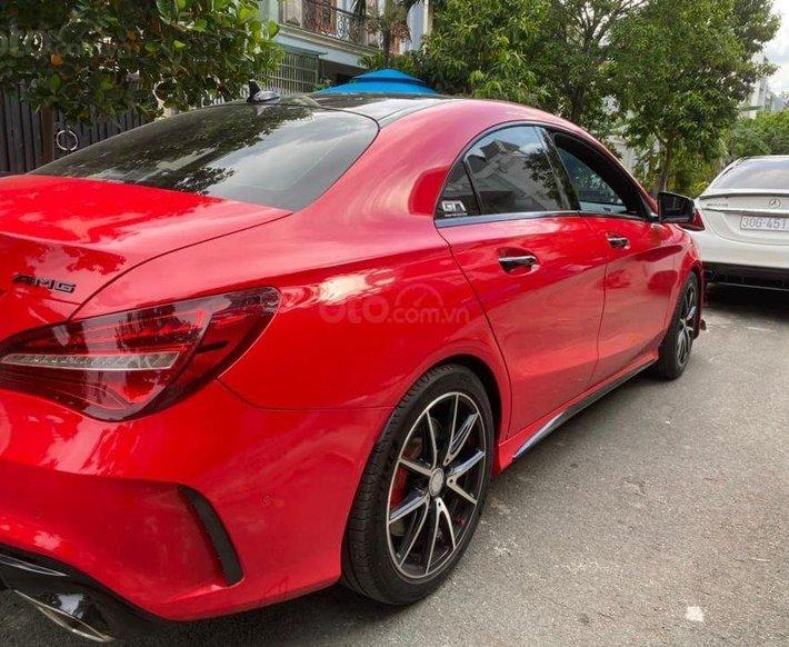 Bán Mercedes CLA 45 sản xuất 2017, màu đỏ, nhập khẩu0