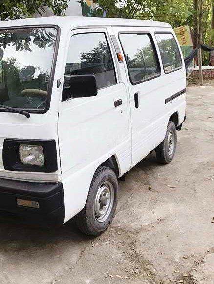 Cần bán gấp Suzuki Super Carry Van năm sản xuất 2008, màu trắng0