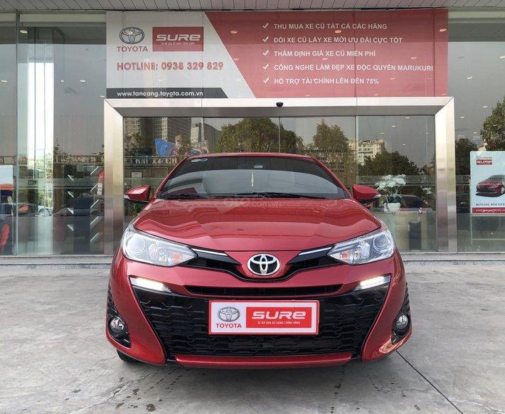 Cần bán xe Toyota Yaris G 2019 Thái Lan - tự động - GĐ HCM đi 20.000km0