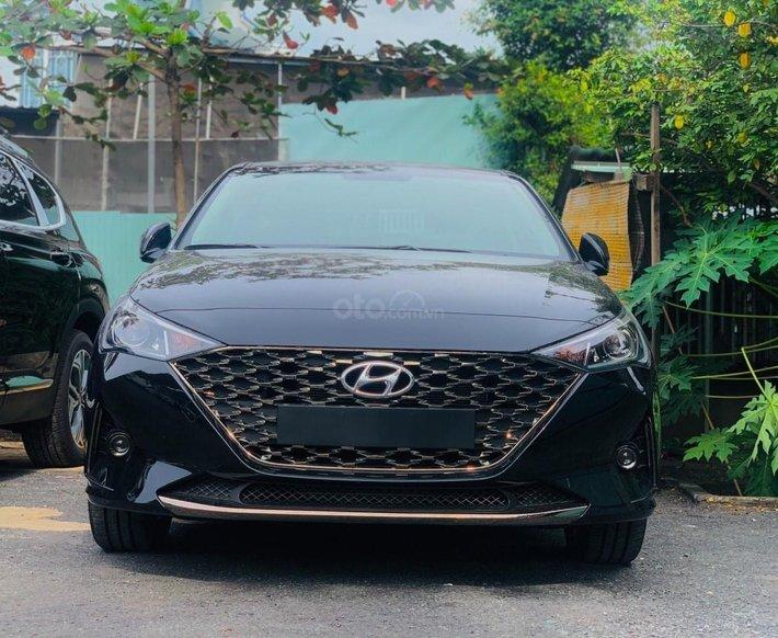 Hyundai Accent FL 2021, hỗ trợ trả góp lên đến 85%, xe đủ màu có sẵn giao ngay0