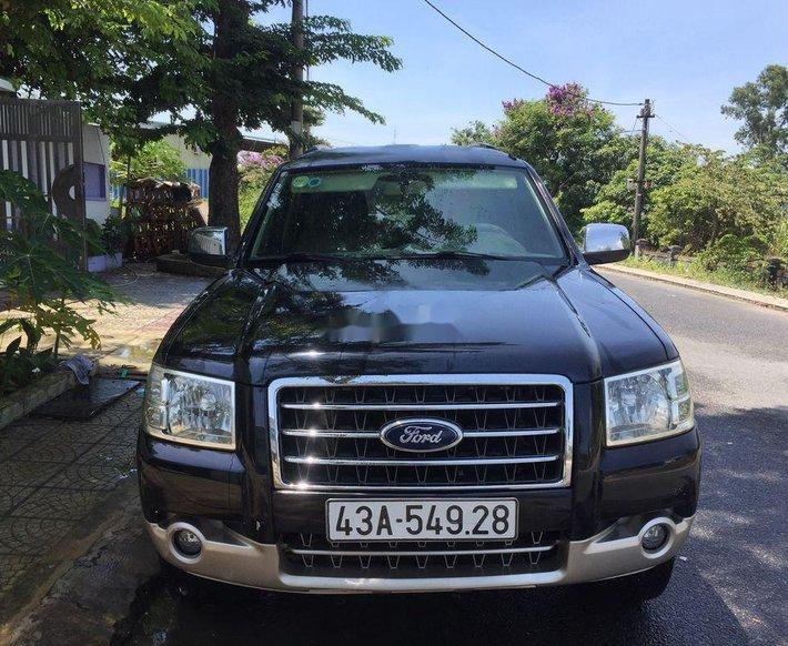 Bán xe Ford Everest sản xuất năm 2008, nhập khẩu còn mới0