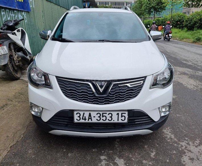 Bán ô tô VinFast Fadil năm 2019, màu trắng còn mới0