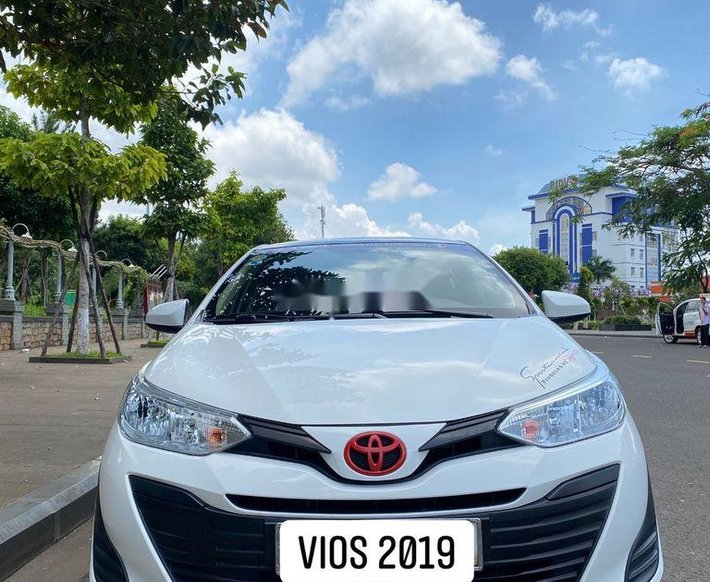 Xe Toyota Vios năm sản xuất 2019 còn mới, 419tr0