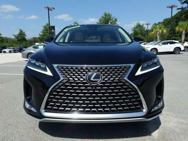 Cần bán xe Lexus RX 350 Luxury sản xuất 2020, màu đen còn mới0