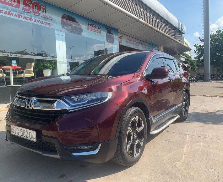 Bán Honda CR V sản xuất năm 2018 còn mới giá cạnh tranh0