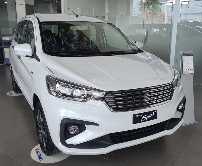 Suzuki Ertiga Sport 2021- giảm giá cực khủng tới 50tr + cùng nhiều quà tặng khác. Hỗ trợ giao xe tận nhà0