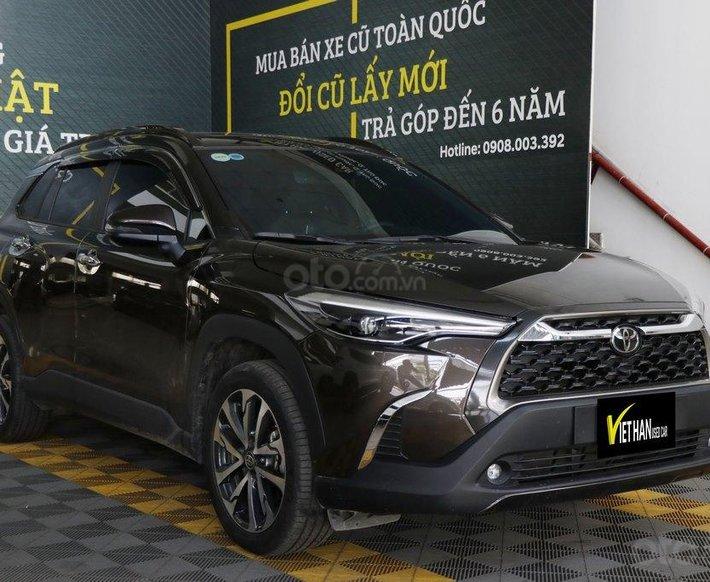 Toyota Corolla Cross V 1.8AT 2020, hỗ trợ trả góp0