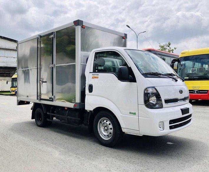 Xe tải Kia K200 - đời 2021 - xe tải 1T4 - trả góp 80% - giá cập nhật 20210