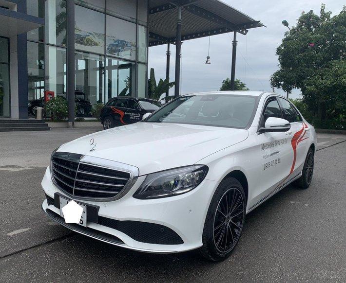 Bán C200 Exclusive 2020 siêu lướt 30km - xe mới giá xe cũ   Mercedes An Du0