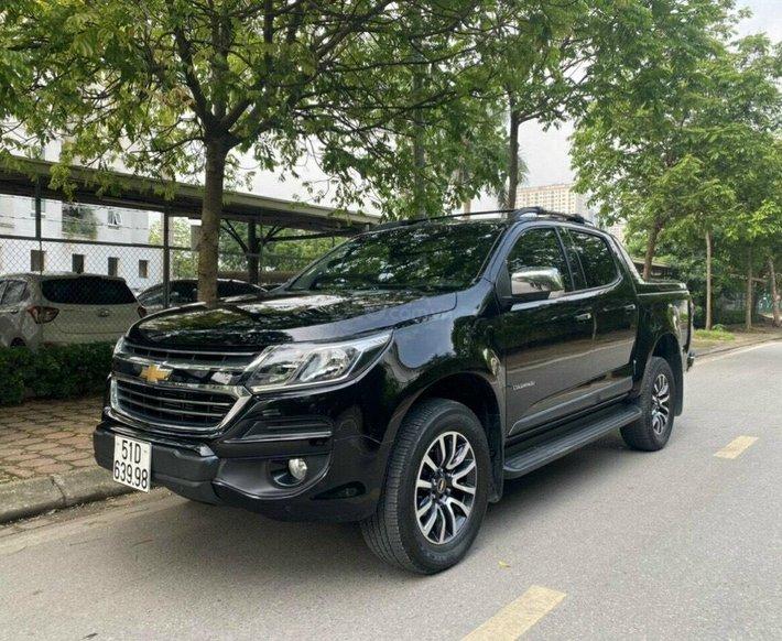 Cần bán gấp Chevrolet Colorado sản xuất 2019 còn mới, 680 triệu0