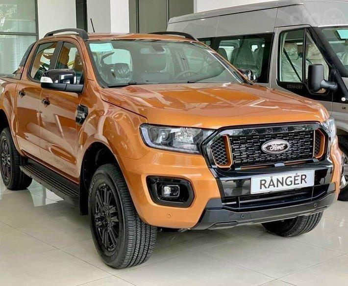 Ford Ranger Wildtrak, XLS, XL giảm rất sâu, tặng rất nhiều phụ kiện0