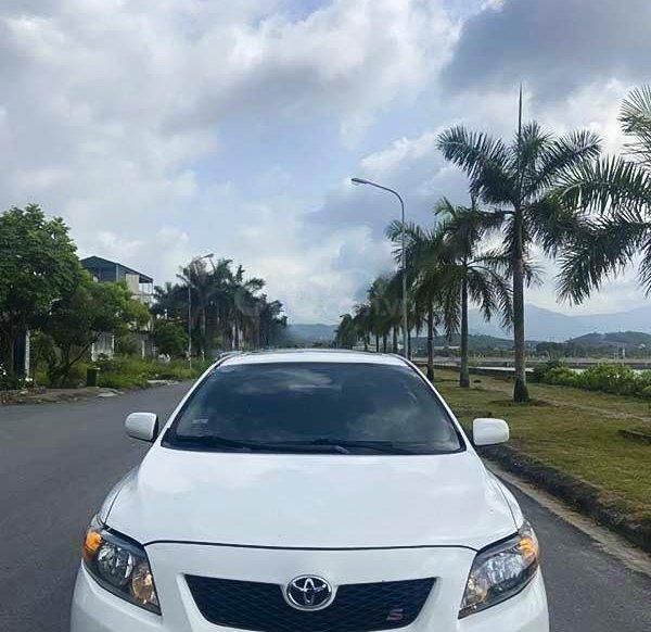 Bán Toyota Corolla Altis đời 2009, màu trắng, xe nhập số tự động, giá chỉ 397 triệu0