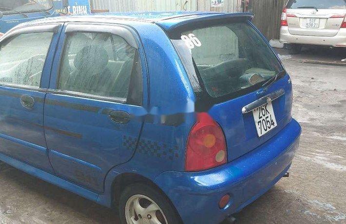 Cần bán lại xe Daewoo Matiz sản xuất 2009, màu xanh lam, 55tr0