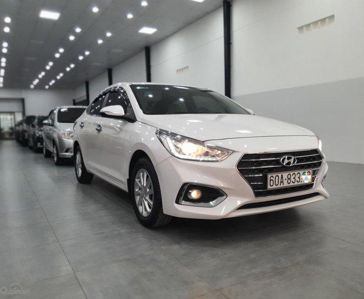 Cần bán Hyundai Accent năm 2020, màu trắng, giá tốt0