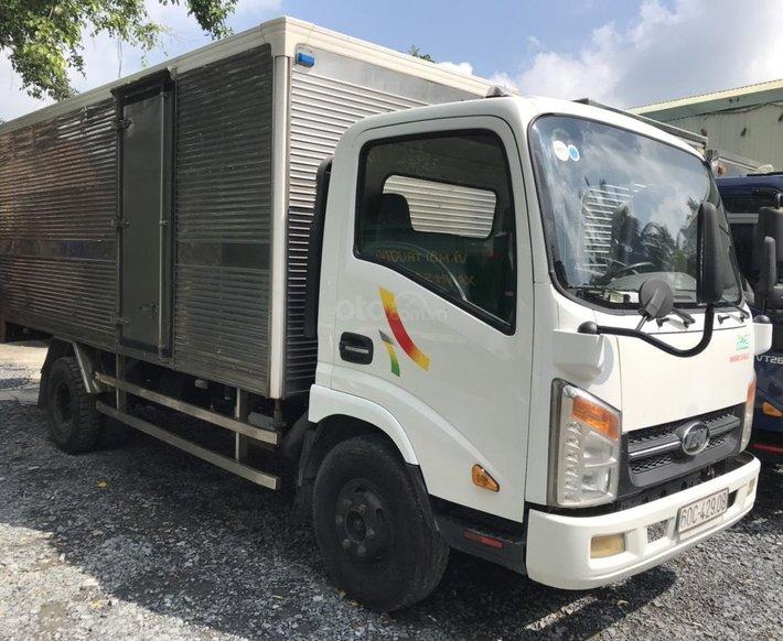 Bán Veam 3t4 đời 2015 cũ thùng kín, full inox 304, giá có thương lượng0